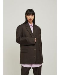 Martine Rose - Oversized Suit Jacket - Lyst