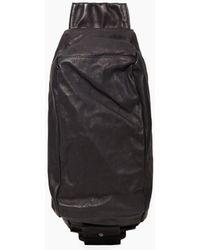 Y's Yohji Yamamoto - Buckle Body Bag - Lyst