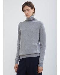 Jil Sander - Cashmere Turtleneck Sweater - Lyst