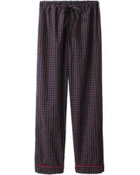 Steven Alan - Boyfriend Pajama Pant - Lyst
