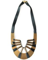 Marion Vidal - Jabot D'or Necklace - Lyst