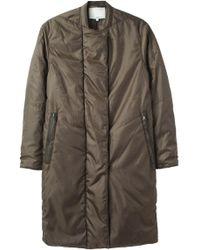 3.1 Phillip Lim - Reversible Long Piumino Overcoat - Lyst