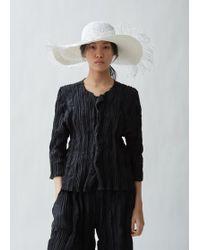 Jacquemus - Le Chapeau Riviera Straw Hat - Lyst