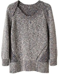 VPL - Fall Out Knit Pullover - Lyst
