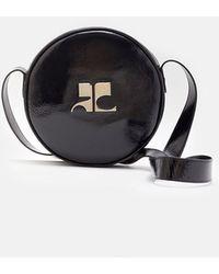 Courreges - Round Shoulder Bag - Lyst