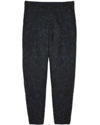 Cacharel - Tweed Leger Pants - Lyst