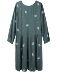 Girl by Band of Outsiders - Jewel Print Dress - Lyst