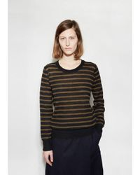 MHL by Margaret Howell - Striped Thermal - Lyst