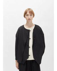 Black Crane | Cotton Jacket | Lyst