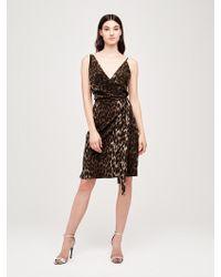 L'Agence - Julieta Dress - Lyst