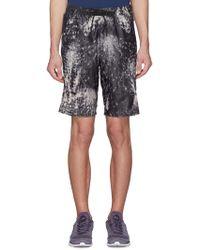 Dyne - 'pisano' Tie-dye Effect Shorts - Lyst