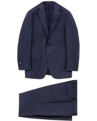 Tomorrowland - Ermenegildo Zegna Wool-silk Shang Micronsphere® Suit - Lyst