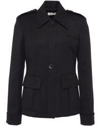 Wales Bonner - Wool Twill Unisex Safari Jacket - Lyst