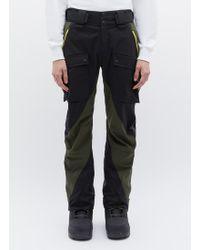 Aztech Mountain - 'hayden' Colourblock Dermizax Ev Ski Trousers - Lyst