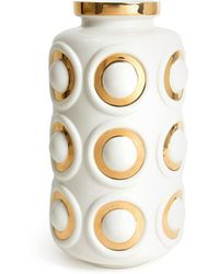 Jonathan Adler - Futura Circles Vase - Lyst