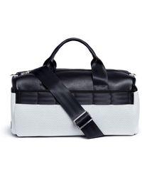 Calvin Klein - Plonge Mesh Duffle Bag - Lyst