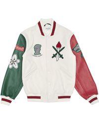 Opening Ceremony - Global Varsity Jacket – Italy - Lyst