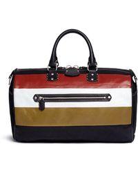 Ghurka - Stripe Shopping Bag - Lyst