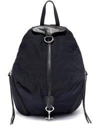 Rebecca Minkoff - 'julian' Dog Clip Backpack - Lyst