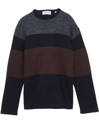 Tomorrowland - Stripe Sweater - Lyst
