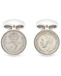 Babette Wasserman - Coin Cufflinks - Lyst