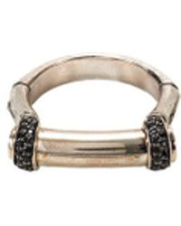 John Hardy - Spinel Sterling Silver Bamboo Ring - Lyst