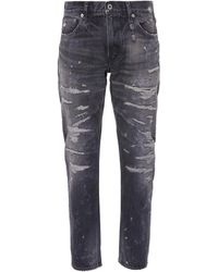 FDMTL - Rip-and-repair Jeans - Lyst