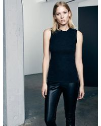 Lanston - Fitted Muscle Tee - Lyst
