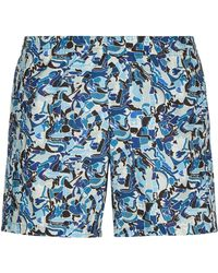 La Perla | Mosaic Print Swim Shorts | Lyst