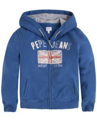 Lyst - Pepe Jeans Sweat À Capuche 8 - 16 Ans in Blue for Men 290d4e05158b