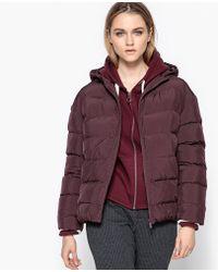 La Redoute - Oversized Padded Coat - Lyst