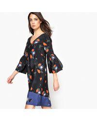 La Redoute - Floral Print Dress - Lyst