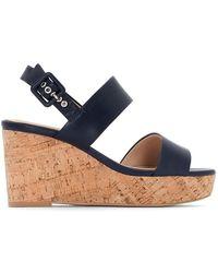 Esprit - Anna 2 Wedge Sandals - Lyst