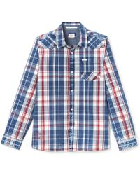 Pepe Jeans - Checked Shirt, 8-16 Years - Lyst