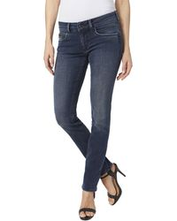Pepe Jeans - New Brooke Slim Fit Jeans - Lyst