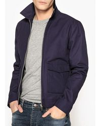 La Redoute - Zip-up Jacket - Lyst