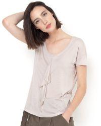 Marc O'polo - Short-sleeved V-neck T-shirt - Lyst