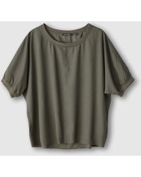 Marc O'polo - Casual Loose Fit Lyocell Blouse - Lyst