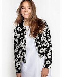 LA REDOUTE   Floral Print Jacket   Lyst