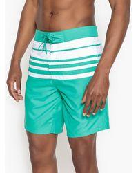 La Redoute - Boardshorts With Jumbo Stripes - Lyst