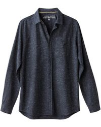 Jack & Jones - Cotton Shirt - Lyst