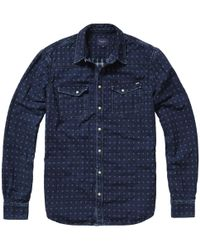 Pepe Jeans   Long-sleeved Checked Shirt   Lyst