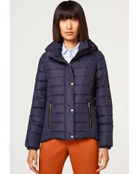 Esprit - Short Hooded Padded Jacket - Lyst