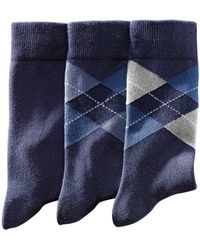 La Redoute - Pack Of 3 Pairs Of Socks - Lyst