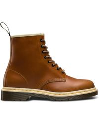 Dr. Martens - 1460 Leather Lace-up Ankle Boots - Lyst