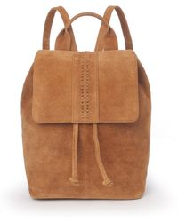 La Redoute - Suede Backpack - Lyst