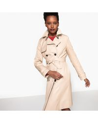 La Redoute - Trench Coat With Removable Quilted Lining - Lyst