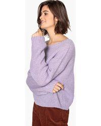 La Redoute - Oversize Mohair Jumper/sweater - Lyst