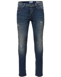 Only & Sons - Slim Fit Jeans - Lyst