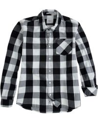 Pepe Jeans - Checked Cotton Shirt, 10-16 Years - Lyst